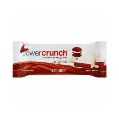 Power Crunch Red Velvet