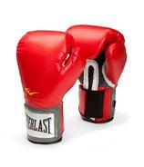 Everlast Pro Style Training Gloves 14 oz Red