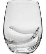Trudeau Oxygen Stemless Wine Glasses