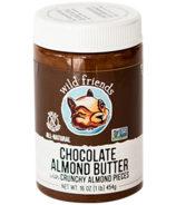 Wild Friends Chocolate Almond Butter