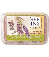Celtic Sea Salt Soap Lavender