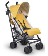 UPPAbaby G-Luxe Stroller Maya Gold & Carbon