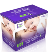 Boo Bamboo Baby 100% Bamboo Baby Wipes
