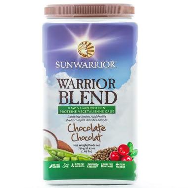 Sun Warrior Warrior Protein Blend Chocolate