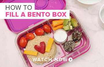How to Fill A Bento Box