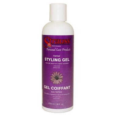 Strauss Herb Company Styling Gel