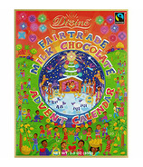 Divine Chocolate Milk Chocolate Advent Calendar