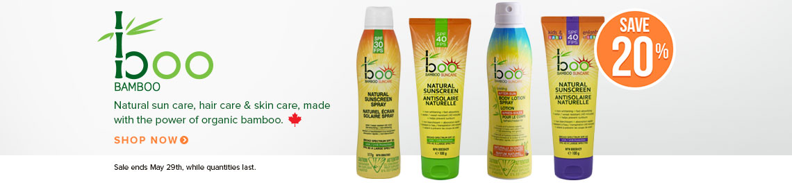 Buy Boo Bamboo at Well.ca