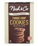 Nosh & Co. Premium Artisanal Fudge Chip Cookies