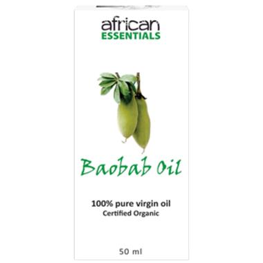 African Essentials Organic Baobab Oil