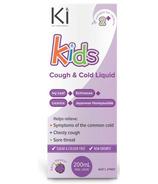Martin & Pleasance Ki Kids Cough & Cold Liquid