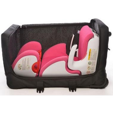 Clek Weelee Car Seat Travel Bag Black