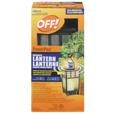 OFF! PowerPad Lantern