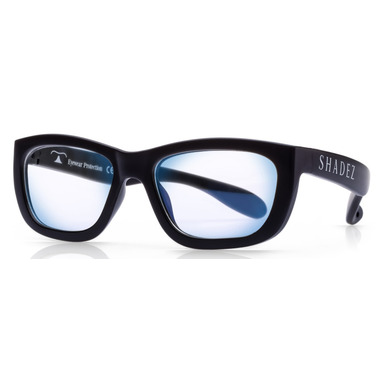 Shadez Blue Light Protective Glasses Black