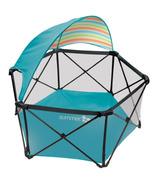 Summer Infant Pop'n Play Ultimate Playard Aqua