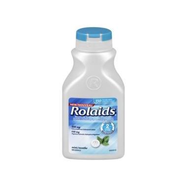Rolaids Regular Strength Tablets