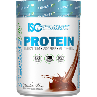 Isofemme Protein Smoothie Chocolate