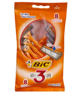 BIC 3 For Men Disposable Razors