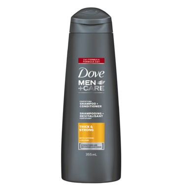 Dove Men +Care Thick and Strong Fortifying Shampoo & Conditioner