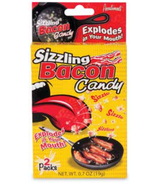 Accoutrements Sizzling Bacon Candy