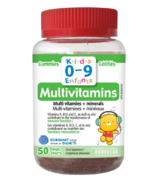 Homeocan Kids 0-9 Multivitamins Gummy Bear