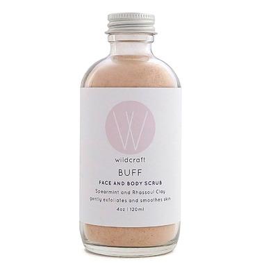 Wildcraft Buff Face and Body Scrub