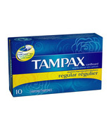 Tampax Tampons with Biodegradable Applicator
