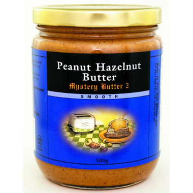 Nuts to You Peanut Hazelnut Butter Mystery Butter 2