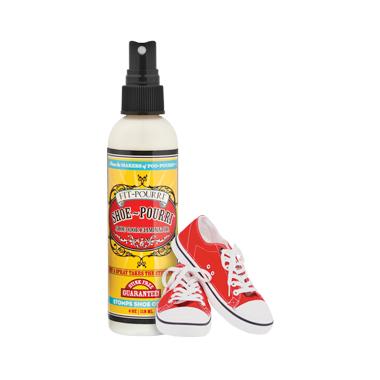Poo-Pourri Shoe-Pourri Shoe Deodorizing Spray