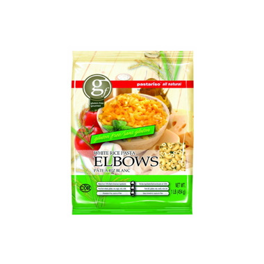 Pastariso White Rice Pasta Elbows