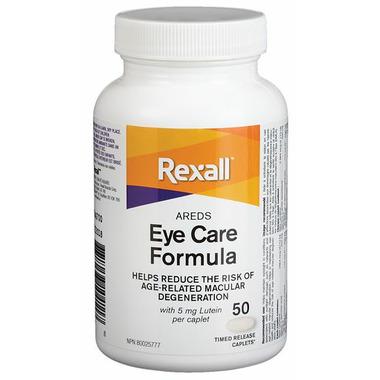 Rexall AREDS Eye Care Formula