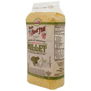 Bob\'s Red Mill Gluten Free Whole Grain Millet
