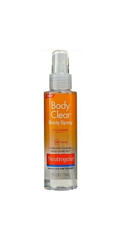 Neutrogena Body Clear Body Spray