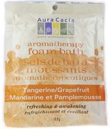 Aura Cacia Tangerine Grapefruit Foam Bath