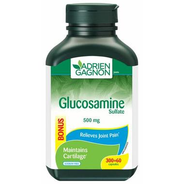 Adrien Gagnon Glucosamine
