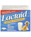 Lactaid Extra Strength Tablets
