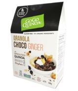 GoGo Quinoa Organic Qranola Choco Ginger