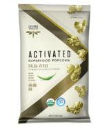 Living Intentions Superfood Popcorn Salsa Verde