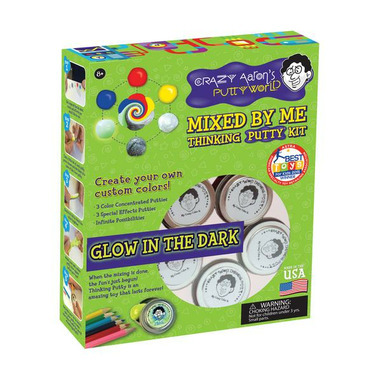 Crazy Aaron\'s Thinking Putty Mixed By Me Kit