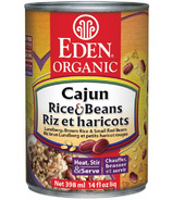 Eden Organic Canned Cajun Rice & Small Red Beans