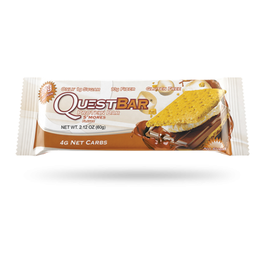 Quest Nutrition S\'mores Protein Bar