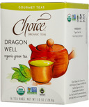Choice Organic Teas Dragon Well Tea