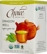 Choice Organic Teas Dragon Well Tea