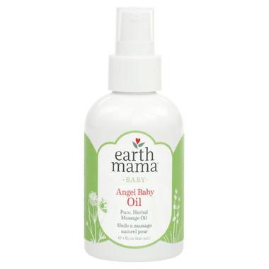 Earth Mama Organics Baby Angel Baby Oil