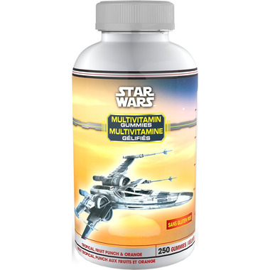 Star Wars Heros Multivitamin Gummies