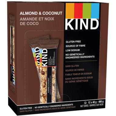 KIND Bars Almond & Coconut