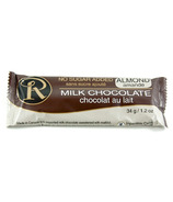 Ross Chocolates No Sugar Added Milk Chocolate Almond