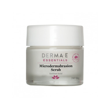 Microdermabrasion creams and scrubs