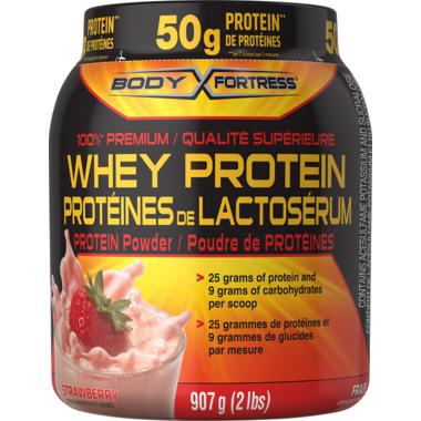 Fortress protein powder