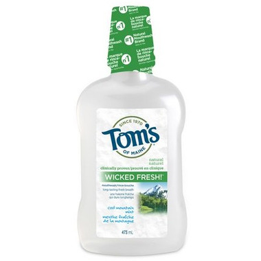 Tom\'s of Maine Wicked Fresh! Mouthwash